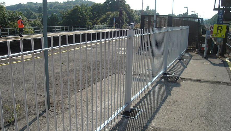 Railway Fencing Manufacturers And Suppliers