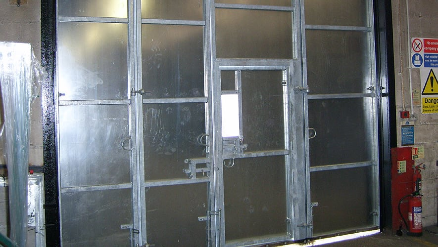 Large Entry Doors And Gates