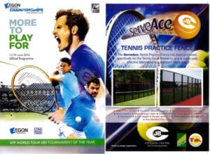 Congratulations to the winners at Wimbledon and Queens