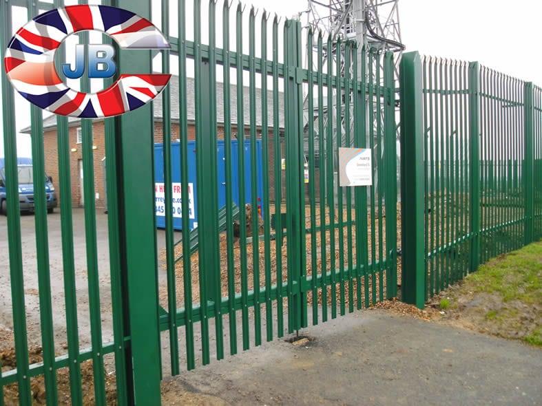 Security Fencing Gallery