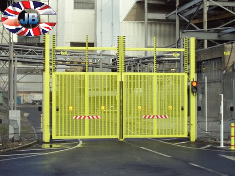J B Corrie High Security Fence And Gate Manufacturers