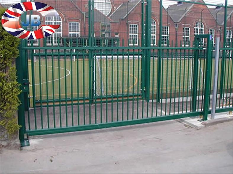 Manual Sliding Gate Sliding Security Fence Manufacturers