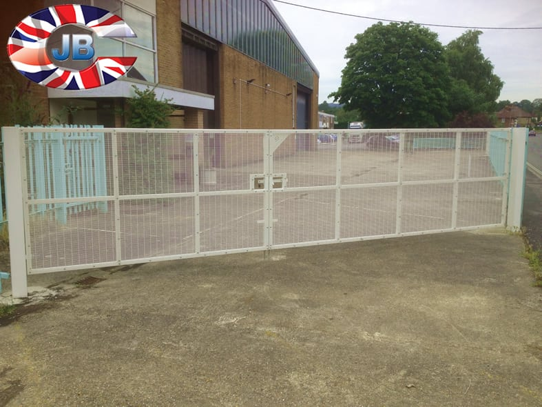 Security Fencing Gallery J B Corrie