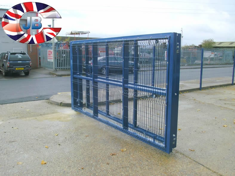 Security Fencing Gallery J B Corrie