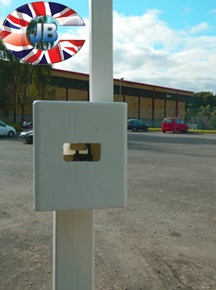 Car Park And Height Barriers Gallery J B Corrie