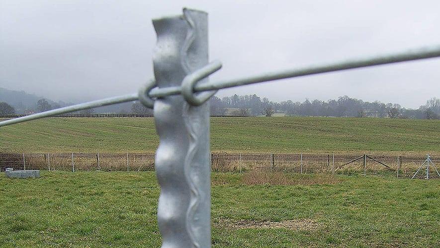 Dropper Farm Fencing